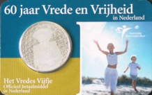 Vredes Vijfje 2005 Coincard