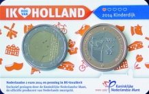 Holland Coincard 2014