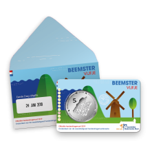 Beemster Vijfje 2019 1e dag Coincard